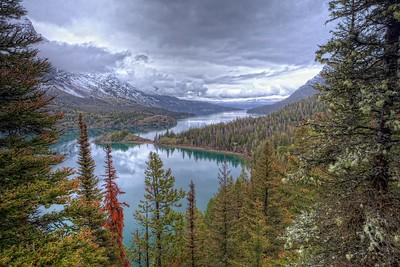 St Mary Lake Trail #4