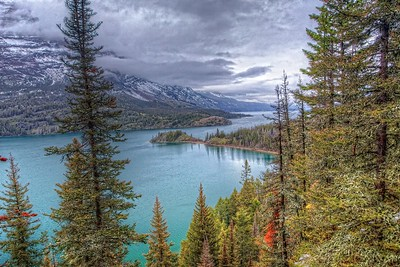 St Mary Lake Trail #2