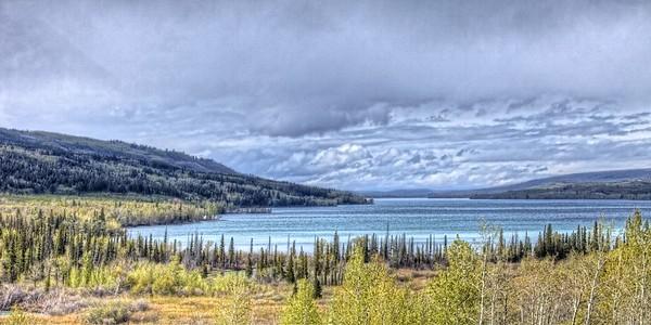 Upper St Mary Lake #2
