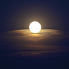 Pearl on a Pillow....Super Moon  June 24, 2013