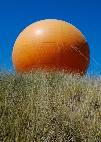 Orange county Great Park helium balloon.