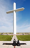 Groom Texas is a bump in the road that is distinguished by this gigantic cross. As roadside attractions go this one is first class. I'm not a religious person but I admire the obsessive attention to detail that sculptures like this epitomize.