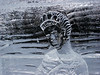 Ottawa Winterfest ice carving.
