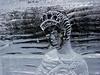 Ottawa Winterfest ice carving.