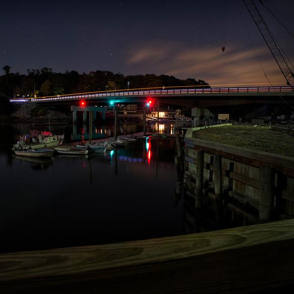 © 2014 Lisa Ryan - North River Bridge, Scituate