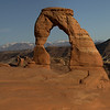 Delicate Arch Panoramic