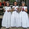 Girls with ice cream, Murcia, Spain