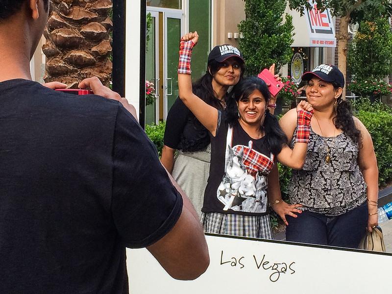 Selfies, Las Vegas, Nevada