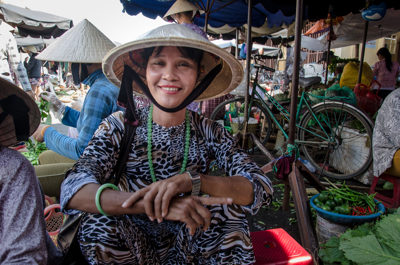 The market, Hoi An, Vietnam