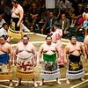 National Sumo Championships, Tokyo, Japan