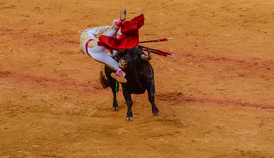 Bullfight, Sevilla, Spain