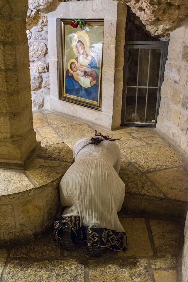 Penetent, Bethlehem, Israel