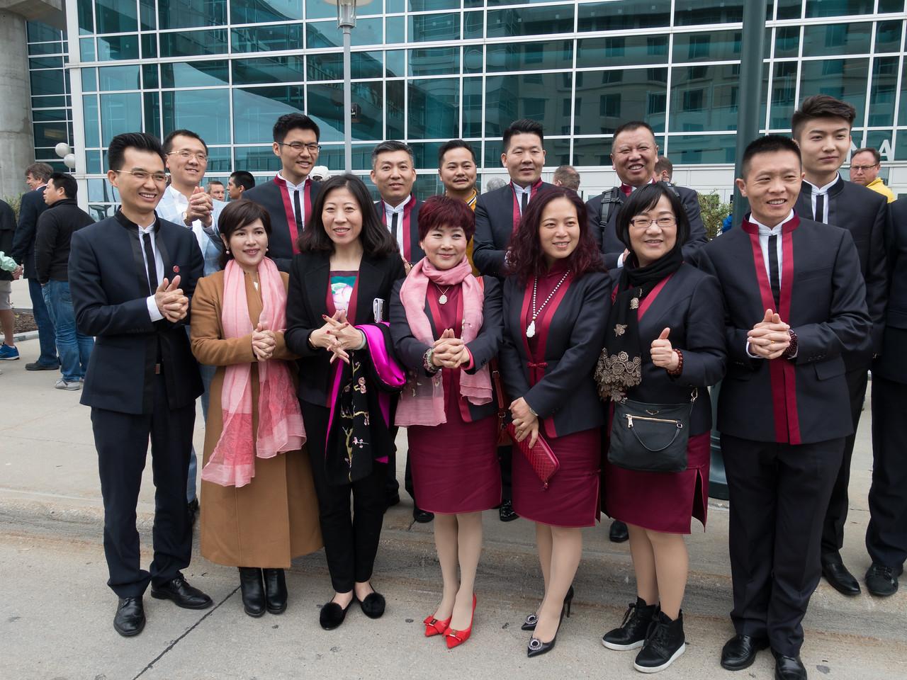 Shareholders, Berkshire Hathaway Annual Meeting, Omaha Nebraska