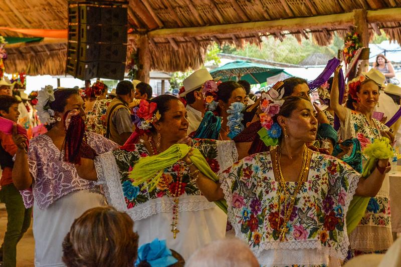 Fiesta, Cedral, Cozumel, Mexico