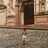 Little Girld, Antigua, Guatemala