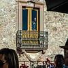 Woman in the window, San Miguel de Allende, Mexico
