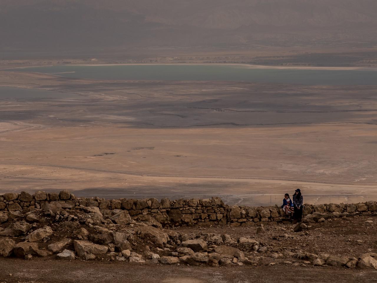 Masada, Dead Sea, Israel