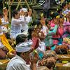 Prayers, Ubud, Bali