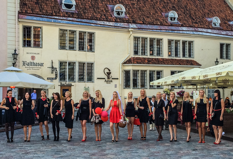 Bachelorette Party, Tallinn, Estonia
