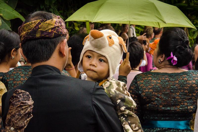 Cremation Ceremony, Ubud, Bali