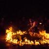 Fire dance, Ubud, Bali