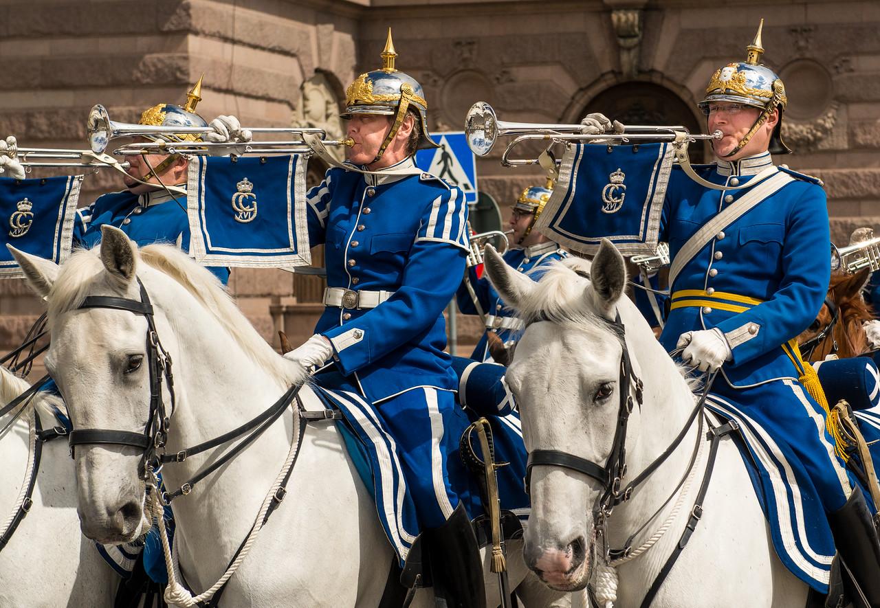 Parade, Stockholm, Sweden