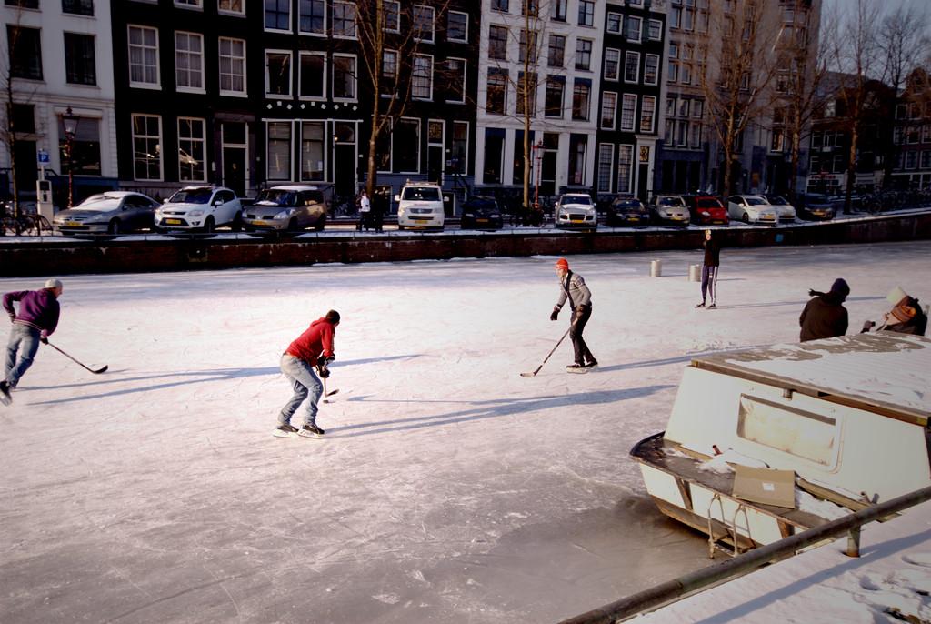 Hockey Day in Holland