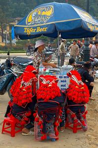 Sapa, Việt Nam 2004
