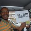 Tour guide, Addis Ababa, Ethiopia.