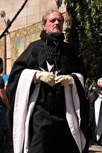 Toledo during Corpus Christi
