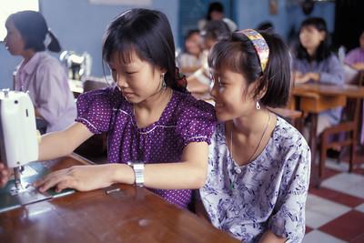 Mekong Delta, Việt Nam 1997