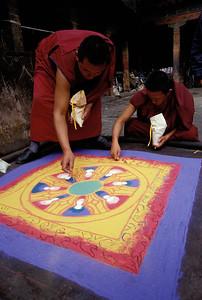 Lhasa, Tibet 2001