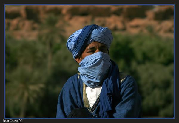 Pseudo Tuareg