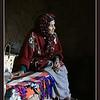 Light by Vermeer, No Pearl Earing<br /> Ait Ben Haddou Kasbah