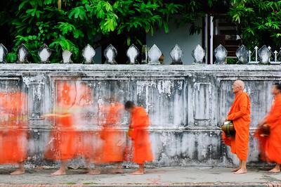 Luang Prabang, Laos 2005