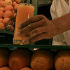 The best orange juice in the world<br /> Jamma El Fna Food Market<br /> Marrakech