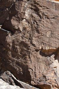 Parowan Gap Petroglyphs, UT
