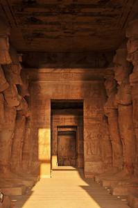 Abu Simbel rock temple