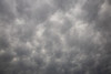 Columbia, Mattawa - Textures in clouds overhead