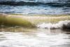 Kalaloch, Beach 4 - Three layers of waves coming ashore with crash