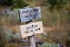 Stuart, Ingalls - Ingalls Way trail sign