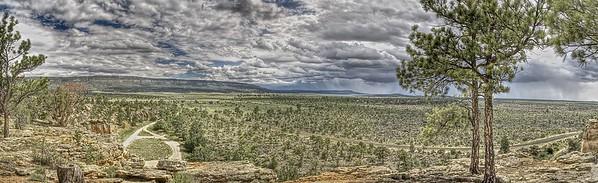 The Narrows Panoramic