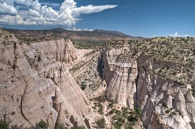 Tent Rocks Vista