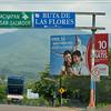 On the road, El Salvador.