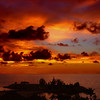 Tropical Sunset by John Brooks