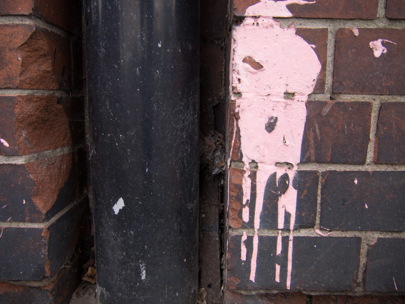 The ghost of graffiti past
