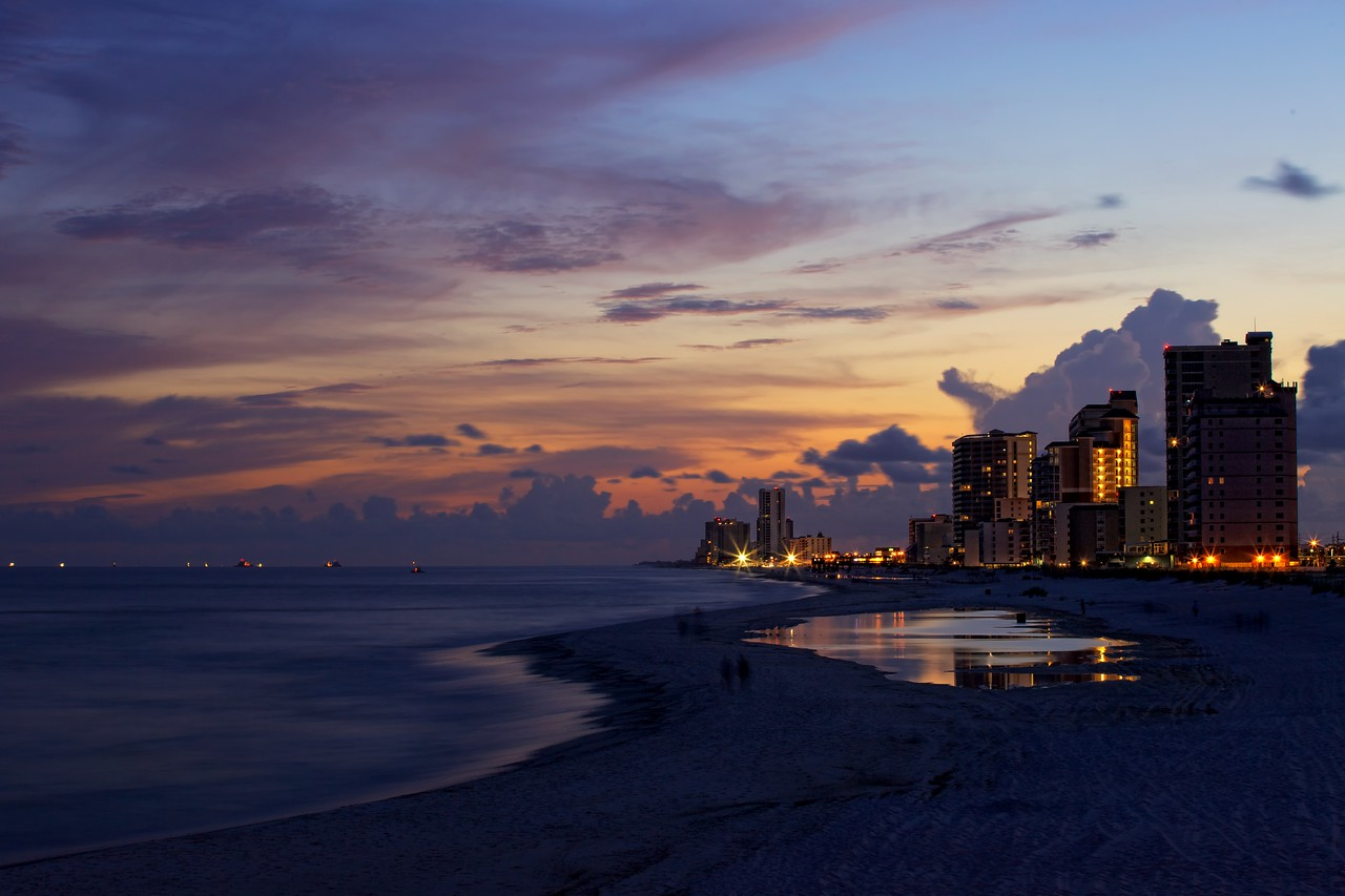 Gulf Shores Sunset #29