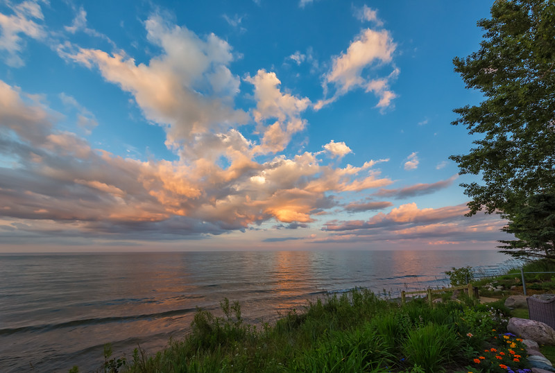 Lake Michigan Cloudscape 3