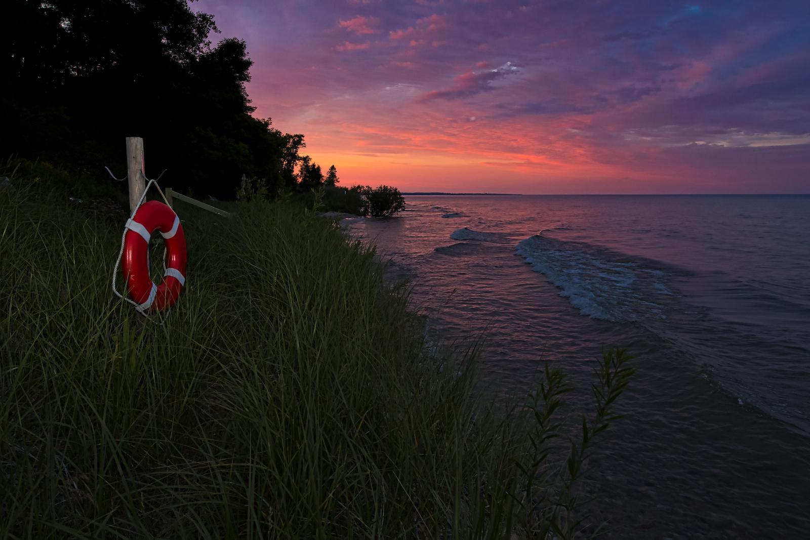 Lakefront Twilight 2