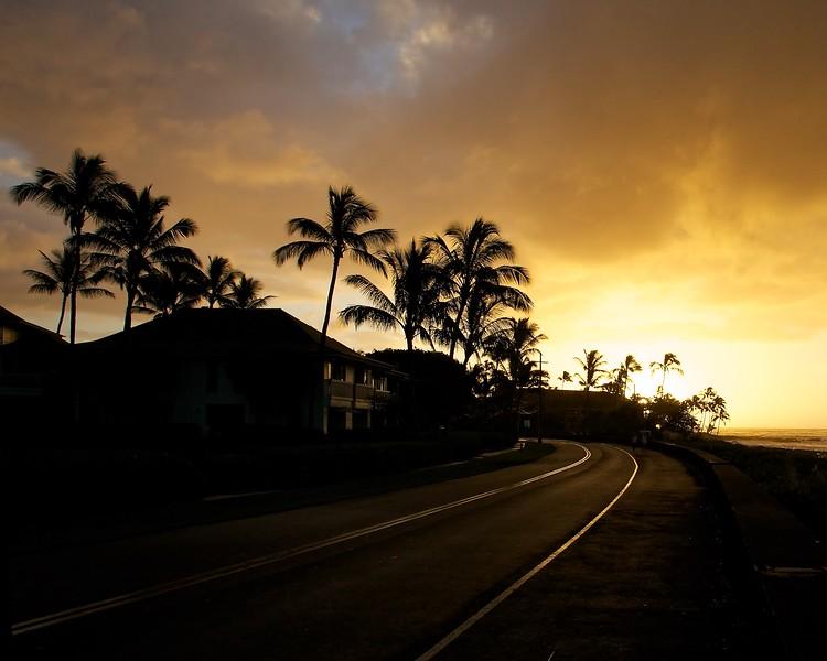 Poipu Sunrise 7